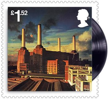 Pink Floyd Stamps 1