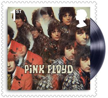 Pink Floyd Stamps 5
