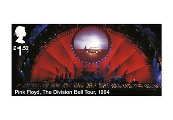 Pink Floyd Stamps 9