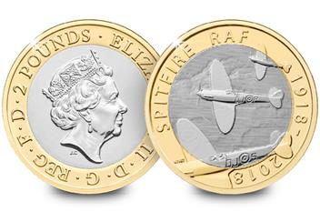 2018-RAF-Certified-BU-2-Pound-Coin-Spitfire-Both-Sides