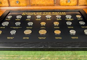 Coins of the Realm Framed lifestyle 4