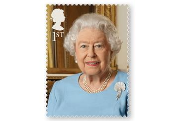 Four Generations Of Royalty Cover Stamp 2