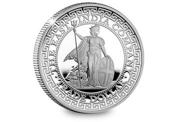 EIC 2018 Trade Dollar Silver Proof Coin Reverse Product