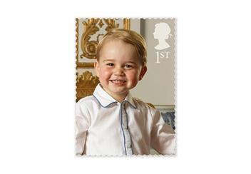 Dn Prince George 5Th Birthday Pnc Coin Cover Product Images