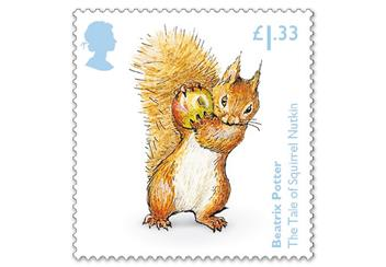 Dy Beatrix Potter Ultimate Cover Product Page Images Nutkin Stamp