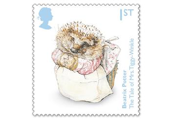 Dy Beatrix Potter Ultimate Cover Product Page Images Tiggywinkle Stamp
