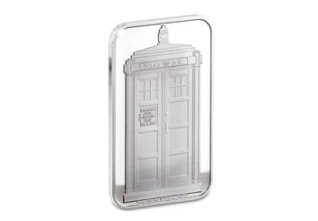 Doctor Who Ingots Product Images Obv