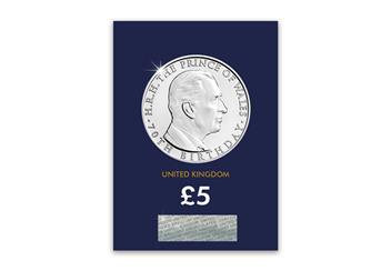70th-Birthday-of-the-Prince-of-Wales-2018-UK-£5-BU-slab-front