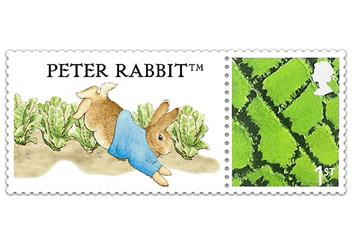 Beatrix Potter 2018 Peter Rabbit Ultimate Cover Smiler