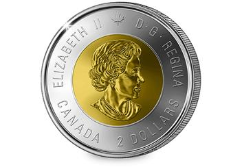 At Change Checker Canada Armistice 2 Dollar 2018 Obverse 1