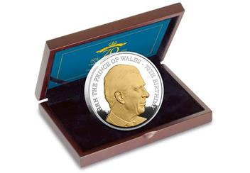 Prince Charles 70th Birthday Coin Silver Proof 5oz Product Images box.jpg