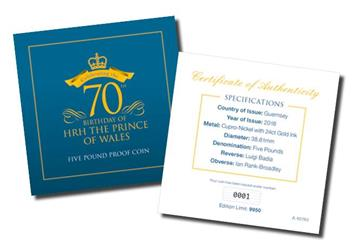 Prince Charles 70th Birthday Coin Cu-Ni Proof Product Images cert.jpg