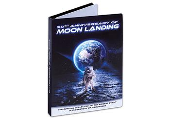 At 2019 Moon Landing 50Th Half Dollar Pack 1