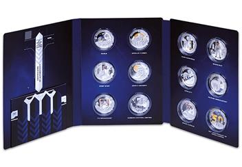 At 2019 Moon Landing 50Th Half Dollar Pack Open 1