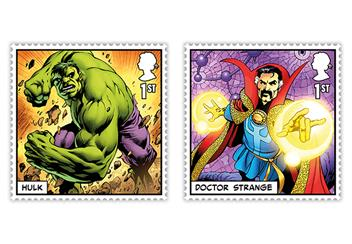 At 2019 Marvel Stamps Collector Card Product Images Stamps 1 1