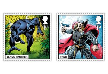 At 2019 Marvel Stamps Collector Card Product Images Stamps 3 1