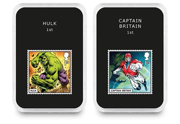 2019 Marvel Stamps Product Images Boxed Edition Capsules 2 1