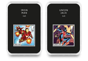 2019 Marvel Stamps Product Images Boxed Edition Capsules 4 1