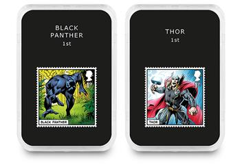 2019 Marvel Stamps Product Images Boxed Edition Capsules 5 1