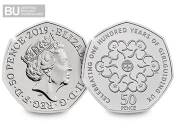 At 2019 50Th Anniversary Of The 50P Certified Bu Set Product Images Guides Both Sides Logo 1