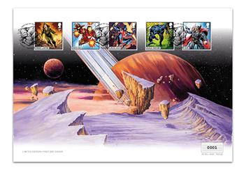 At Marvel Artists Edition Cover Product Images Unidentified Planet 1