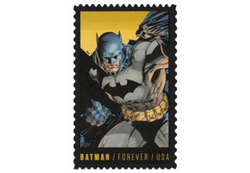 Stamp Batman Box Usa Stamps Product Page Batman Stamp Modern Age