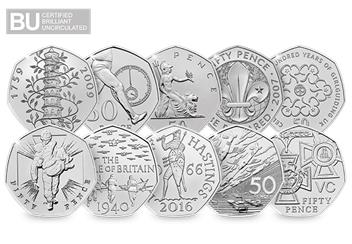 AT-50th-Anniversary-of-the-50p-10-Coin-Set-Product-Images-Coins-BU-Logo.png