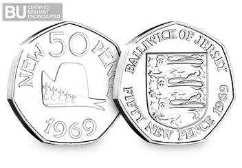LS-2019-Jersey-and-guernsey-50-years-of-50p-1969-BU-both-Revs-with-BU-Logo.png