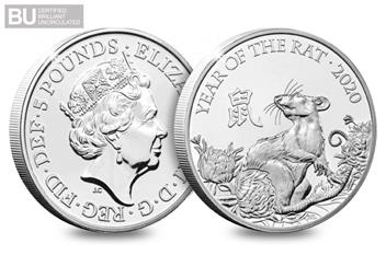 Chinese Year of the Rat £5 BU Coin Product page images -certified-bu-obverse-reverse.png