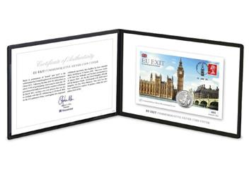 BREXIT-Commemorative-Silver-Coin-Cover-product-page-images-cover-in-folder.jpg