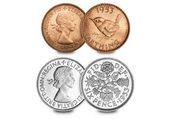UK-1953-coronation-coin-and-stamp-set-farthing-and-sixpence.jpg
