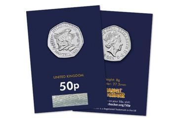 Change Checker Hylaeosaurus 50p packaging front and back.jpg
