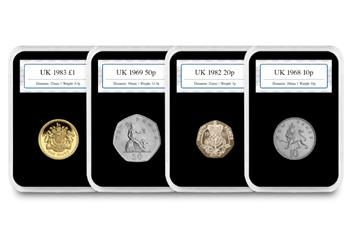 First issue coins in protective cases.jpg