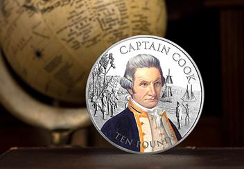 2020 Captain Cook 5oz Silver Proof with Colour LIFESTYLE 1.jpg