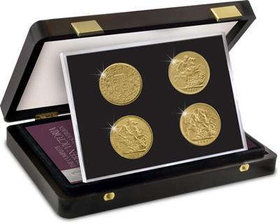 Queen Victoria Sovereign Collection