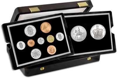 The United Kingdom Coronation Jubilee Coin Set