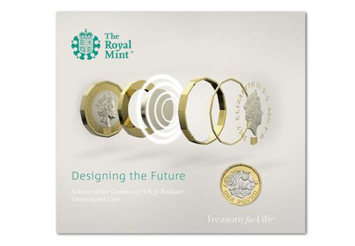 Nations of the Crown BU Royal Mint Pack