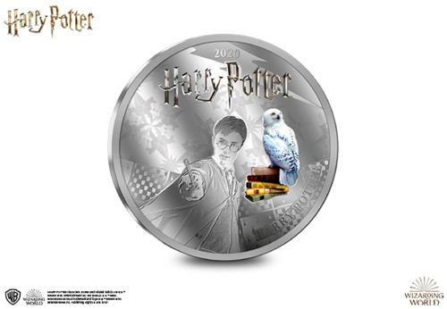 Limited edition coins, plated in silver