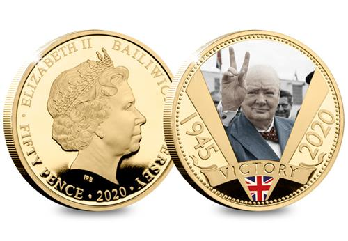 LS-Jersey-50p-Round-Gold-with-Colour-photo-print-Churchill-both-sides.jpg