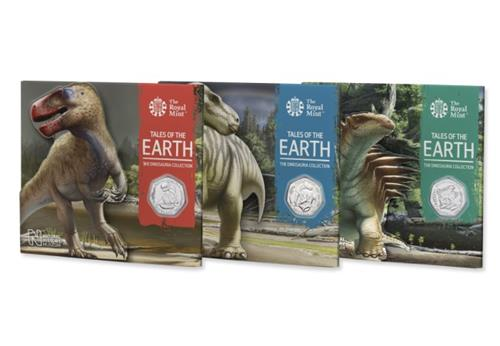 Dinosaur 50p 3 coin BU pack set.jpg