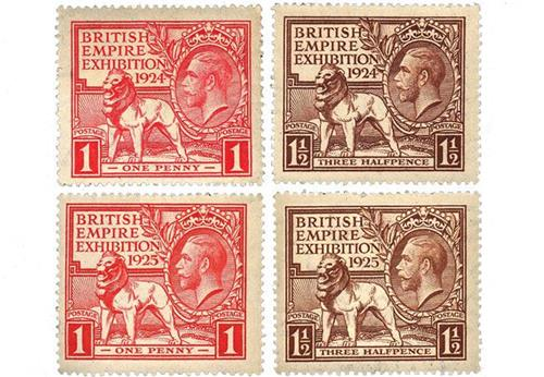 The British Empire Exhibition 'Wembleys' (1)