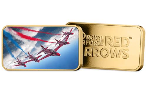 Red Arrows 2017 Ingot