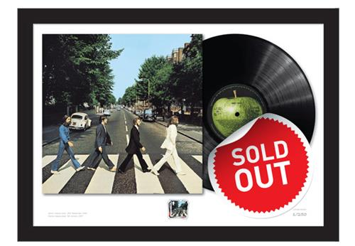 Abbey Road Sold out