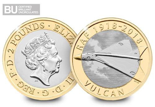 2018-RAF-Certified-BU-2-Pound-Coin-Vulcan-Both-Sides-Logo
