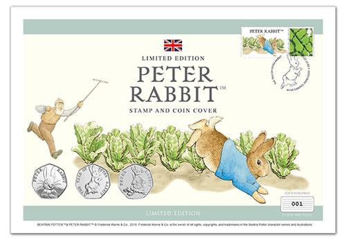 Beatrix Potter 2018 Peter Rabbit Ultimate Cover